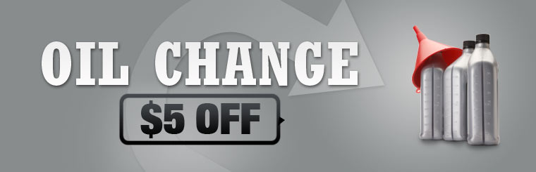 $5 Off Conventional or Synthetic Blend Oil Change Valrico FL